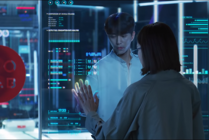 My Holo Love: a show to watch about AI hologram technology