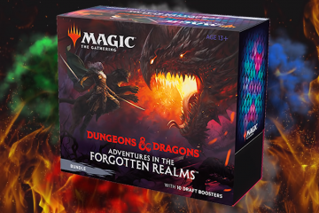 A Peek At The 'Dungeons & Dragons' And 'Magic The Gathering' Crossover Set: Adventures In The Forgotten Realms