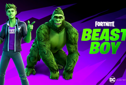 Beast Boy is coming to Fortnite