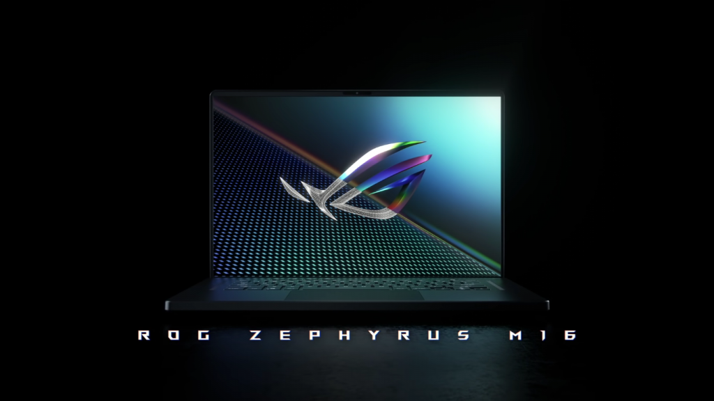 image from ROG Global YouTube