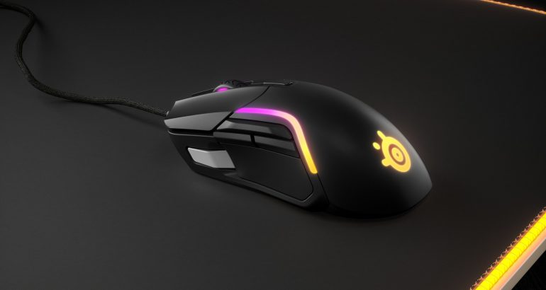 SteelSeries Rival 5: An Economical and Customizable Gaming Mouse