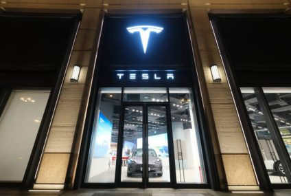 Tesla Now Monitors Drivers With Cabin Cameras