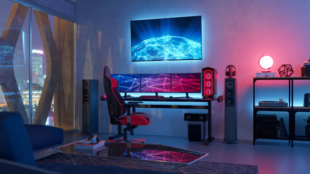6 of the Best Gaming Desks for Dual Monitors