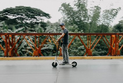 E-scooter For Micro-Mobility