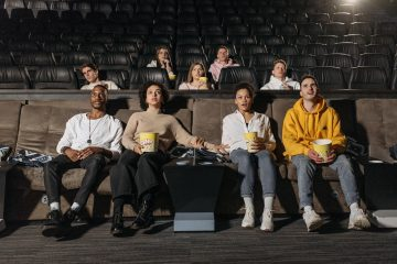 Movie Theater Chains: Vaccinated Guests No Longer Required To Wear Masks
