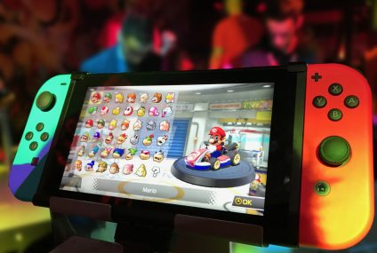 Nintendo Switch Pro To Have An Ethernet Port