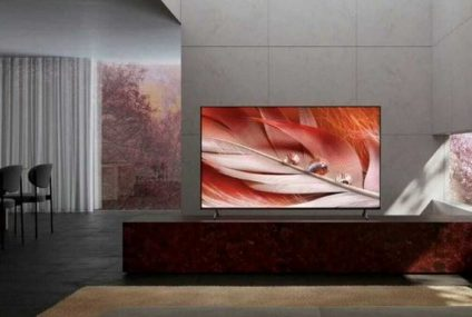 Sony Bravia X90J With Cognitive Intelligence Processor Unveiled In India