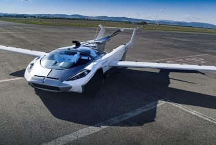 AirCar, A Flying Car, Accomplishes Its First Inter-City Flight