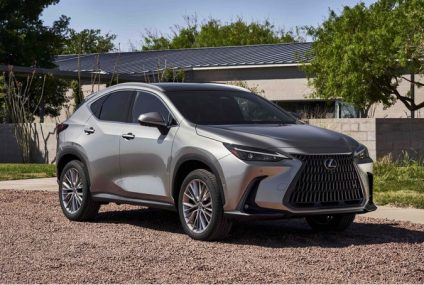 Lexus NX Will Debut In 2022: All The Specs You Need To Know!