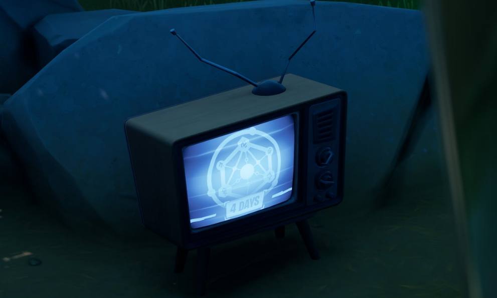 Fortnite Spooky TV Sets' COMPLETE Locations: Here's the Full List