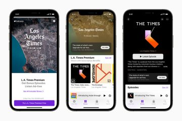 UPDATE: Apple Podcast Subscriptions And Channels Finally Debuts Today