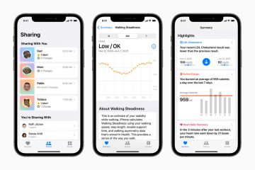 iOS 15 Update Makes Patient-Doctor Health Data Sharing Much Easier