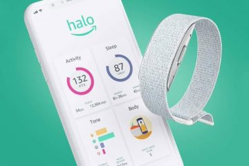 Amazon Halo: Your 'Movement Health' Assessed Using Your Phone's Camera
