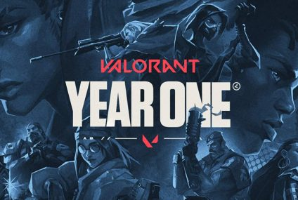 Valorant 1st Anniversary Celebration Comes with Surprising Items