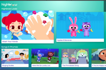 LG Partners With Highbrow Bringing 10,000 Educational Videos To Your Smart TVs