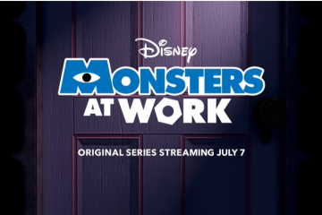 Monsters At Work Premiers On Disney+ This July 7