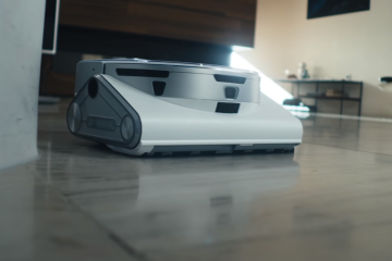 The Samsung Jet Bot 90 AI+ Is A Robot Vacuum That Can Double As a Security Camera