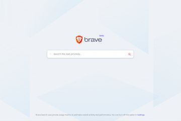 Google says goodbye as Brave Browser default search engine