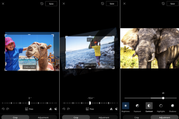 Microsoft OneDrive lets you edit pictures– but not a lot
