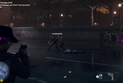 Watch Dogs: Legion of the Dead is Like the classic Left 4 Dead