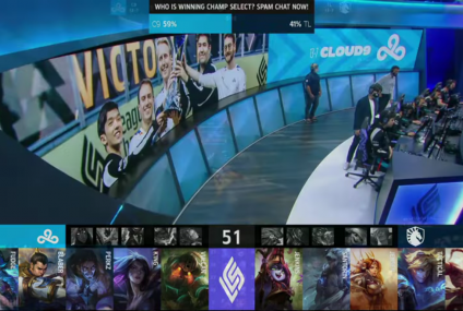 Cloud9 bagging first win of 2021 LCS Summer over Team Liquid