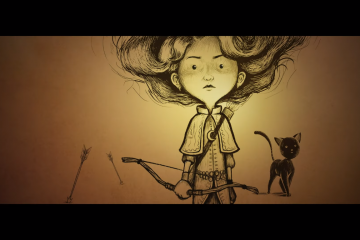 Blacktail: A Choice-Based Horror Game Where You Are The Baba Yaga
