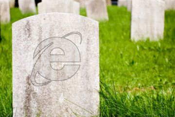 """""""We're just not compatible anymore"""" – Microsoft to Internet Explorer"""