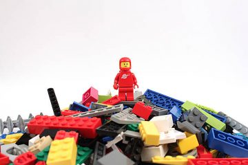 Lego Is Developing Prototype Bricks Made Of Recycled Plastic Bottles