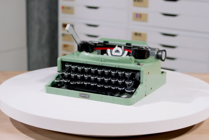 LEGO Ideas Typewriter (21327): A Review