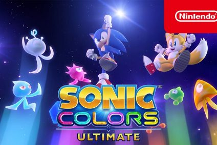 Sonic Colours: Ultimate New Gameplay Footage Released