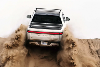 Amazon-Financed Rivian To Open Second EV Factory In The US