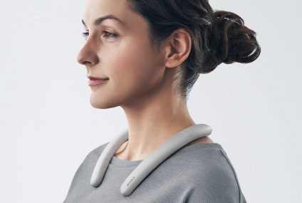 Sony's Newest Neckband Speakers Could Be Your Ultimate WFH Device