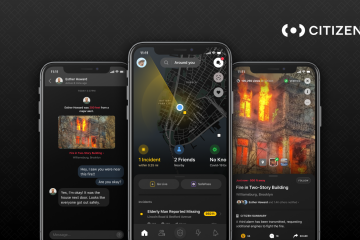Citizen App Reportedly Pays $25/Hour For Users To Livestream Emergencies