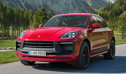 The 2022 Porsche Macan Drops The Turbo Trim, Now More Powerful