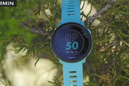 The Garmin Forerunner 55 — The Ideal Watch For Novice Runners