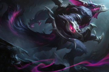 League of Legends OP Warwick, Syndra Farm Combo—How To Do This Trick?