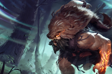 League of Legends NEW Udyr VGU Rework: Here's His First Look!