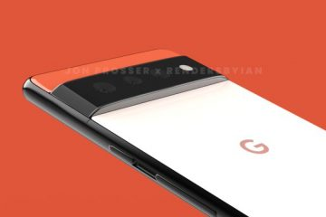 Google Pixel 6 Massive Leak — It May Get iPhone-Like Software Support