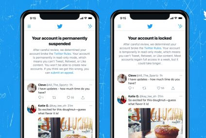 Twitter Testing Features Like Banner For Suspended Accounts And Others
