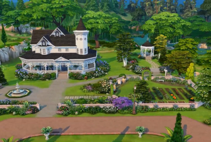 The Sims 4 Cottage Living Expansion Pack Out Now