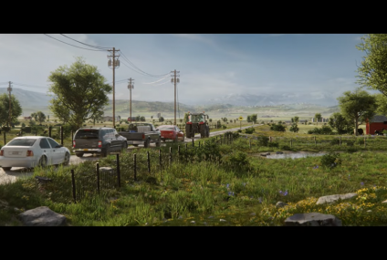 Farming Simulator 22 Has A Spectacular Trailer Out Now