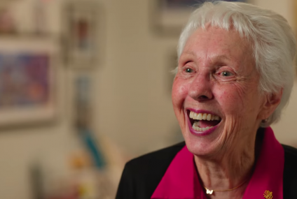 Jeff Bezos picks 82-year-old woman aviator to fly with him to space