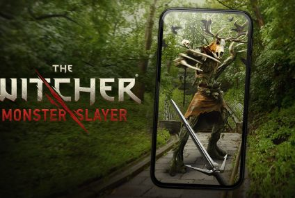 The Witcher's AR Mobile Game: What to expect