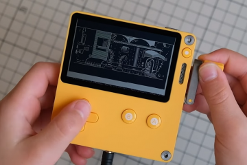 Pre-order Your Own Playdate Handheld Gaming Console Starting July 29