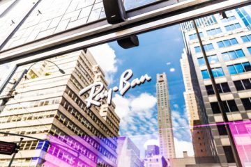 Facebook To Debut Ray-Ban AR Smart Glasses Soon