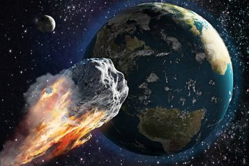 Mass Rocket Launch To Practice Deflecting Asteroids Away From Earth?