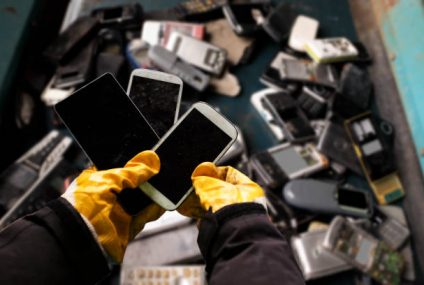 Tokyo Olympics Medals Were 47 Tons Of Repurposed Electronic Devices