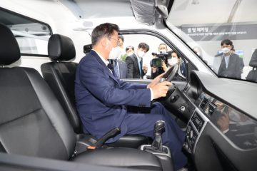 Electric Vehicle Batteries See South Korea to Invest $35B