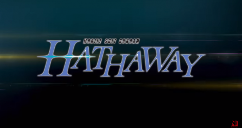 Mobile Suit Gundam: Hathaway Review