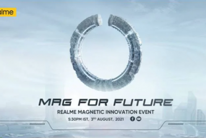 Realme 'MagDart' To Become Apple's Magsafe Android Counterpart